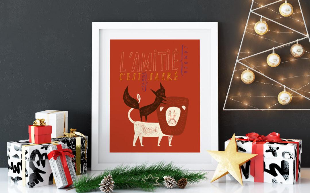 Wandbilder, eigene Drucke & Fotokalender – Nachhaltige Weihnachtsgeschenke von Photocircle